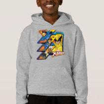 X-Men | Hi-Tech Team Badge Hoodie