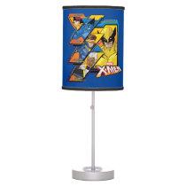 X-Men | Hi-Tech Team Badge Table Lamp