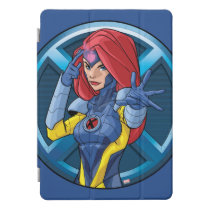 X-Men | Jean Grey Character Badge iPad Pro Cover