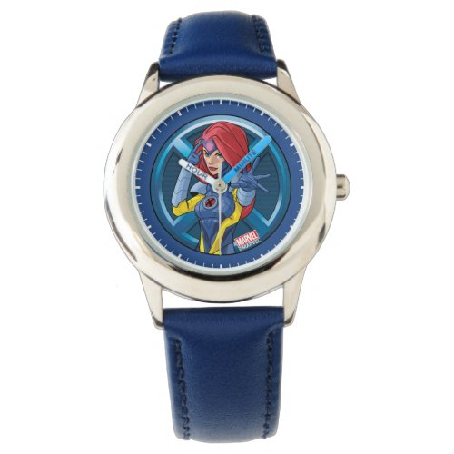 X-Men | Jean Grey Character Badge Watch