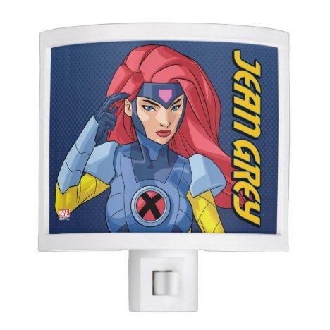 X-Men   Jean Grey Using Psychic Powers Night Light
