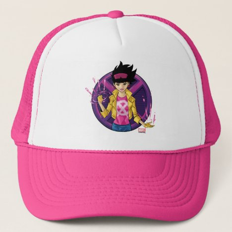 X-Men | Jubilee Character Badge Trucker Hat