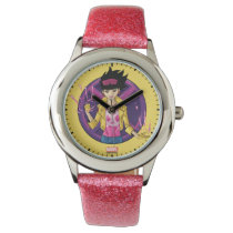 X-Men | Jubilee Character Badge Watch