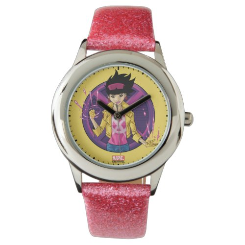 X-Men | Jubilee Character Badge Watch
