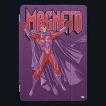 "X-Men | Magneto Levitating In The Air iPad Pro Cover<br><div class=""desc"">Magneto character art,  levitating in the air using his powers.</div>"