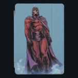 "X-Men | Magneto Walking Through Fog iPad Pro Cover<br><div class=""desc"">Comic book art of Magneto walking through a cold fog.</div>"