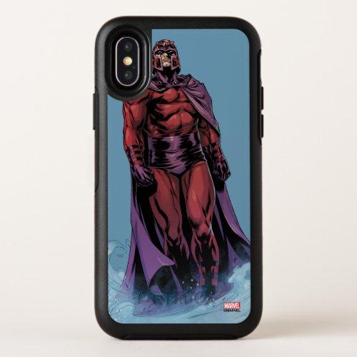 X-Men   Magneto Walking Through Fog Phone Case