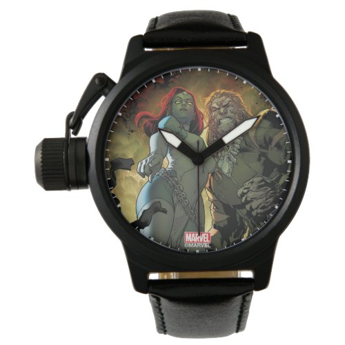 X-Men | Mystique & Sabretooth Watch