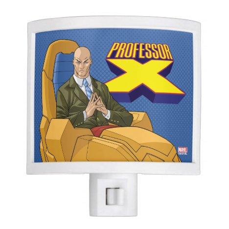 X-Men   Professor X Character Art Night Light
