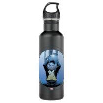 X-Men | Professor Xavier Using Cerebro Stainless Steel Water Bottle