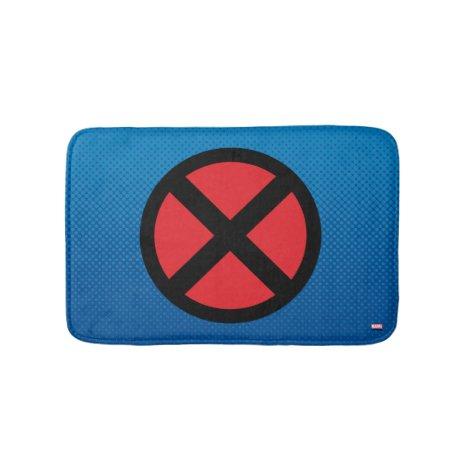 X-Men | Red and Black X Icon Bath Mat