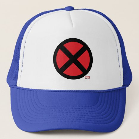 X-Men | Red and Black X Icon Trucker Hat