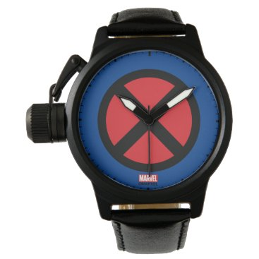 X-Men | Red and Black X Icon Watch
