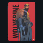 """X-Men   Regenesis Wolverine iPad Pro Cover<br><div class=""""desc"""">Wolverine cover art from Wolverine and the X-Men comic book.</div>"""