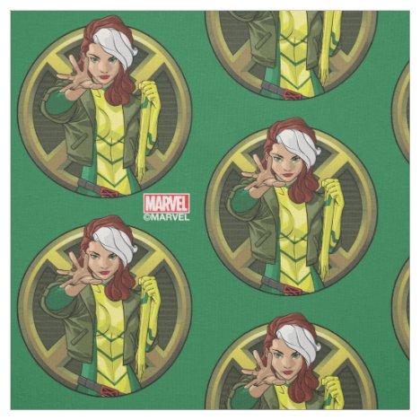X-Men | Rogue Character Badge Fabric