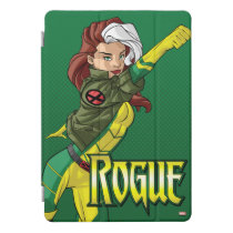 X-Men | Rogue Flying Through The Air iPad Pro Cover