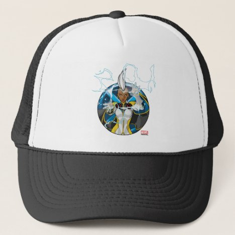 X-Men | Storm Character Badge Trucker Hat
