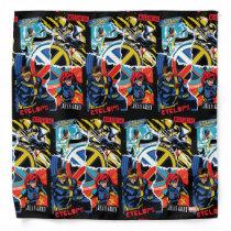 X-Men | Team Punk Logo Graphic Bandana