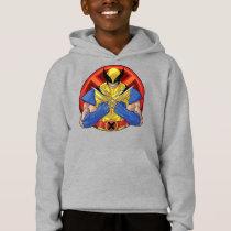 X-Men | Wolverine Character Badge Hoodie