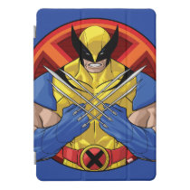 X-Men | Wolverine Character Badge iPad Pro Cover