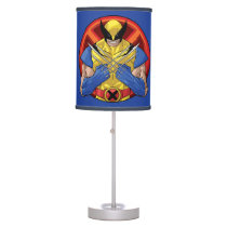 X-Men | Wolverine Character Badge Table Lamp