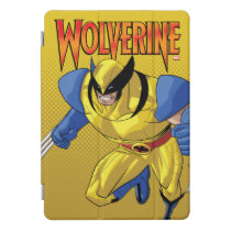 X-Men | Wolverine Running Into A Fight iPad Pro Cover