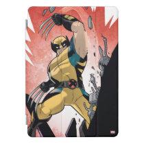 X-Men | Wolverine Slashing Machine Comic Panel iPad Pro Cover