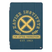 X-Men | Worn Xavier Institute Collegiate Graphic iPad Pro Cover