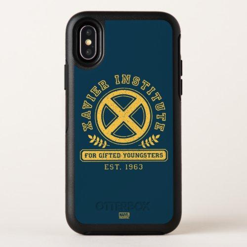 X-Men   Worn Xavier Institute Collegiate Graphic Phone Case