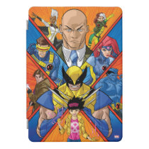 X-Men   X Themed Group Collage iPad Pro Cover