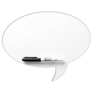 X Oval AcryliPrint Dry Erase Board Create Your Own