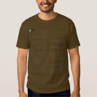 X-pages Cheat Sheet T-Shirt