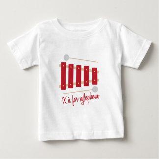 X para el xilófono t shirts