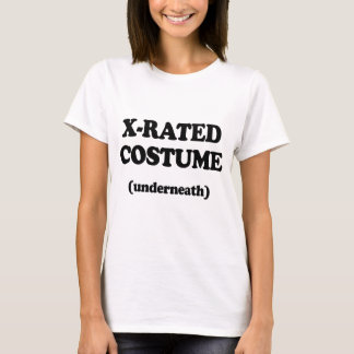 X-RATED COSTUME T-Shirt