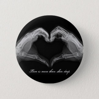 X-Ray Art Pinback Button
