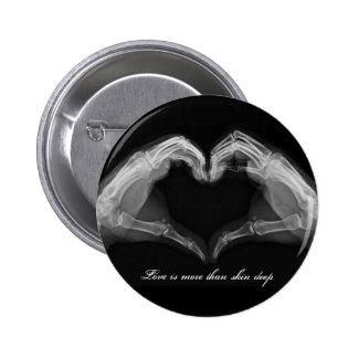 X-Ray Art Pinback Button