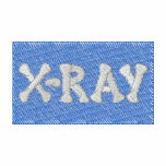 X-ray Embroidered Jackets