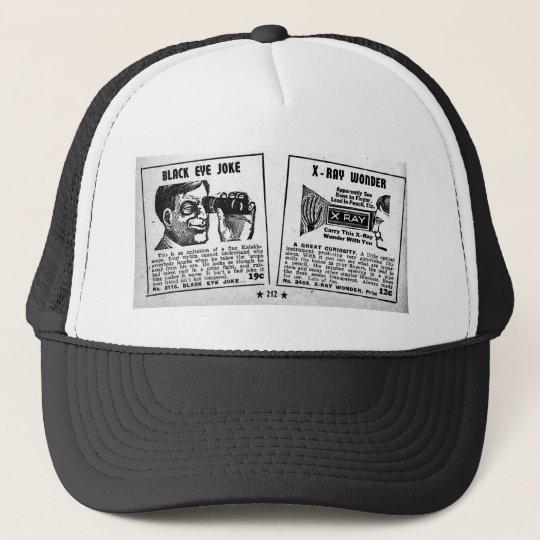 X Ray Eyes Trucker Hat