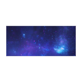 X-Ray Galactic Center Stretched Canvas Print