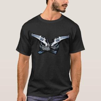 X-ray Hands and Guns T-Shirt
