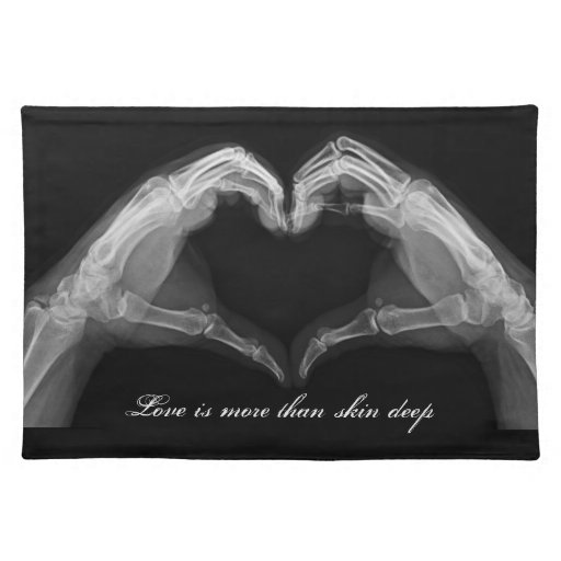 Dining table dining table mats designs - Ray Heart Love Placemat Zazzle