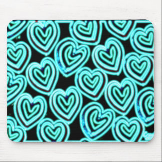 X-Ray Heart Mouse Pad