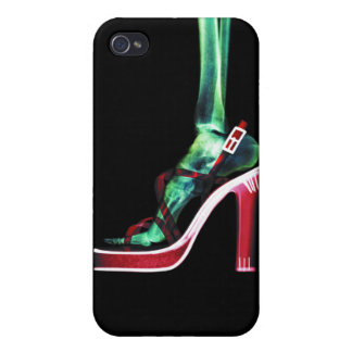 X-RAY HIGH HEEL LADY LEG - ORIGINAL iPhone 4/4S CASE