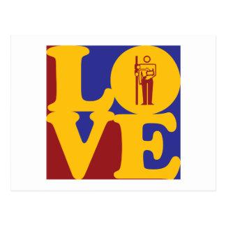 X-Ray Love Postcard
