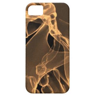 x-ray my skull orange iPhone 5 cover