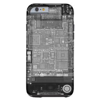 X-ray of iPhone 6 case