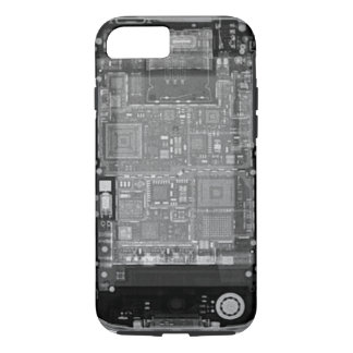 X-ray of iPhone 7 case