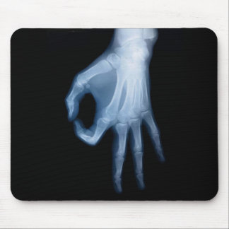 x ray ok mouse pad