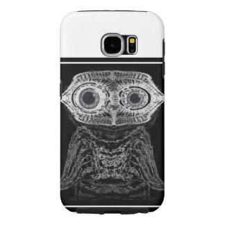 X-ray Owl Samsung Galaxy S6 Case