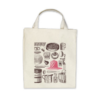 X-Ray Patisserie Tote Bag